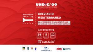International Security Forum 2020 – Breviario Mediterraneo