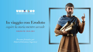 In viaggio con Erodoto: capire la storia mentre accade